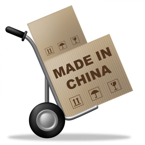 Dropshipping Hecho en China